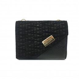 Portafogli Wallet-belt black Nuova Collezione 2020 - EDR Lab