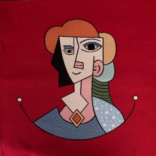 Picasso - Tessuto Gobelin