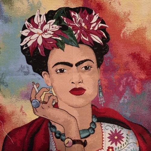 Frida - Tessuto Gobelin
